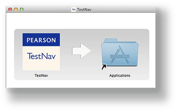 Set Up TestNav on OS X, macOS - TestNav 8 - Pearson
