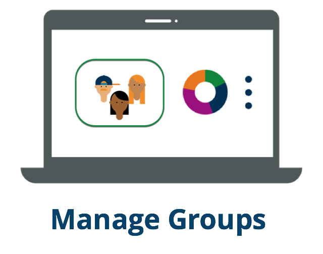 Link to instructions for managing groups.
