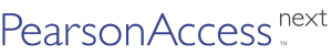 PearsonAccess Next Logo
