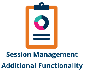 Link for instructions to session management additional functionality.